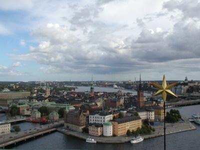 Gamla Stan Ayuntamiento Estocolmo
