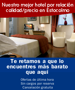 Hoteles Booking Estocolmo
