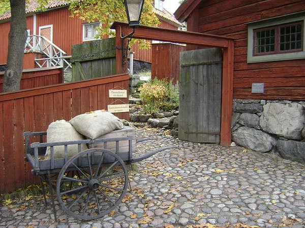 Skansen Suecia