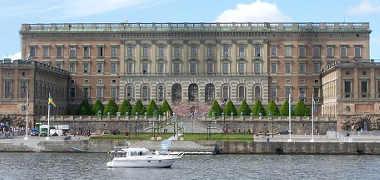 palacio real estocolmo