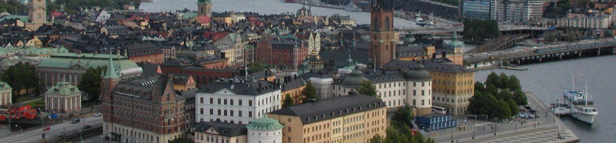 Voy a Estocolmo